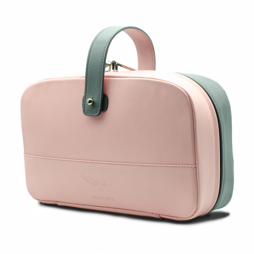 Philéas PinkyGrey bagage à main